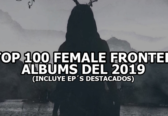 Top 100 Female Fronted Albums 2019