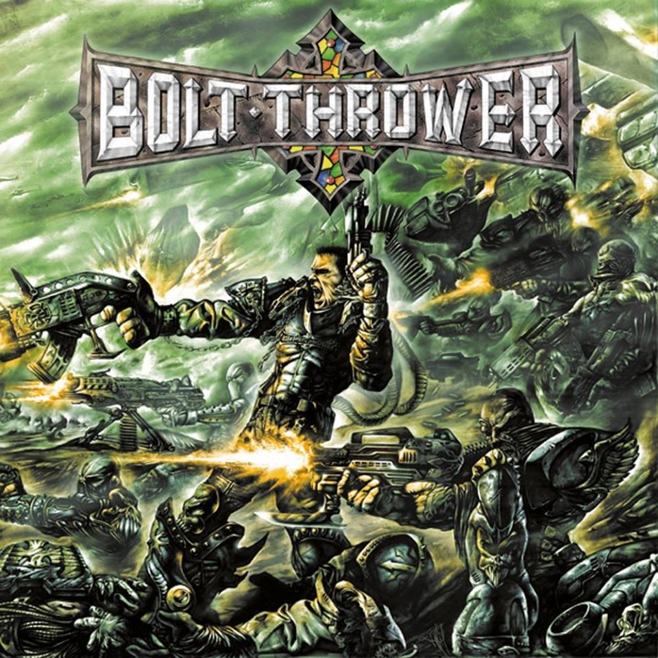 """Bolt Thrower: relançamento de """"Honour – Valour – Pride"""" já à venda"""