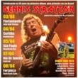 Dennis Stratton, ex-Iron Maiden em turnê no Brasil com Leandro Caiçolo