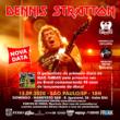 Show de Dennis Stratton é adiado para setembro