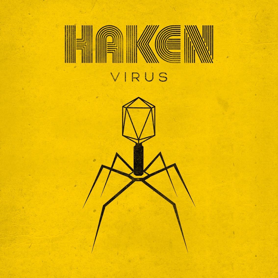 Resenha: Haken – Virus – (2020) – Headbangers Brasil