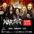 Korzus: quase três horas de show,Ties Of Bloodna íntegra e convidados