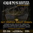 Odin´s Krieger Fest realiza festival online com 15 atrações