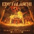 """Edu Falaschi: capa e tracklist de """"Temple Of Shadows In Concert"""" são divulgadas"""