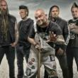 """Five Finger Death Punch: veja o vídeo da faixa """"A Little Bit Off"""""""