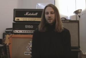 Trecho do Vídeo do Making Of do álbum