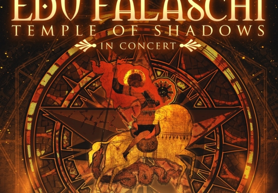 Temple of Shadows in Concert (