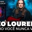 """""""Por Dentro"""", com Regis Tadeu e Paulo Baron entrevista exclusiva com Kiko Loureiro"""