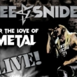 Resenha: Dee Snider – For the Love of Metal – Live (2020)