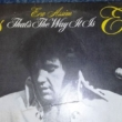 Sugestão do dia especial: Elvis Presley, That's the Way It Is