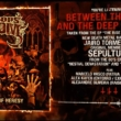 """THE TROOPS OF DOOM confira o primeiro single, """"Between the Devil and the Deep Blue Sea"""""""
