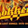 Resenha: Dokken – The Lost Songs 1978-1981 (2020)
