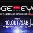 Rage In My Eyes: Live especial neste sábado, para relembrar o show com o Iron Maiden em Porto Alegre