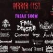 Horror Fest And Freakshow acontece nesta sexta-feira