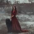 Wolfheart And The Ravens: Novo single e vídeo clipe com pianista da Bielorrússia homenageia Peter Steele