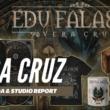 """Edu Falaschi divulga primeiro 'Studio Report' do álbum """"Vera Cruz"""""""