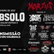 Wargods Press: Bandas da assessoria confirmam presença n'O Subsolo Festival