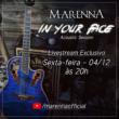 Marenna: Pocket Show online exclusivo
