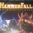 """Sugestão do dia: HammerFall, """"Crimson Thunder"""""""