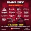 Sepulchral Voices e Apokrisis no Roadie Crew Online Festival.