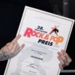 OCEANS – banda recebe premiação alemã Deutscher Rock & Pop Preis!
