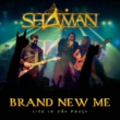 """Shaman: assista vídeo ao vivo de """"Brand New Me"""" gravado em São Paulo"""