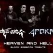 APOKRISIS e PSYCHOTIC EYES juntos em homenagem ao Black Sabbath!