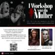 """Referências do canto feminino, Tati Klingel e Ana Carla de Carli promovem o Workshop/Masterclass """"A Voz da Mulher"""""""