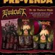 """Evilcult: Iniciando a pré-venda de versão em vinil alemã de """"At the Darkest Night"""""""
