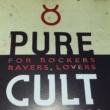 """Sugestão do dia: The Cult, """"Pure Cult"""""""