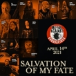 "Projeto Metal Against Coronavirus lança novo single ""Salvation Of My Fate"""