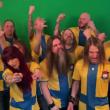 """Nu Jävlar! – O novo """"Hino"""" da Suécia."""