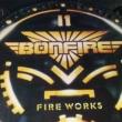"""Sugestão do dia: Bonfire, """"Fireworks"""""""
