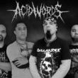 Acid Words revela capa e novo nome do primeiro álbum