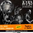 Dr. Sin celebra trinta anos de carreira com duas apresentações em São Paulo no mês do Rock