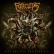 Arte agressiva e intensa marca capa do novo single da banda de death metal Forceps