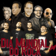 Tom Brasil recebe live especial do Dia Mundial do Rock e aniversário de 20 anos da rádio Kiss FM