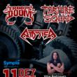 Over Metal Fest: Show Presencial em São Paulo contará com 3 Grandes nomes do Metal Brasileiro