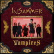 """Suecos do Insammer lançam poderoso videoclipe da nova faixa """"Vampires"""""""