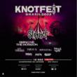 Knotfest Brasil: festival divulga line-up oficial com as bandas