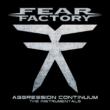 """Fear Factory lança versão instrumental do álbum """"Aggression Continuum"""""""