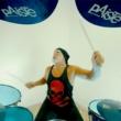 """Mike Terrana: """"Gosto de ver um baterista tocar com emoção, poder e feeling"""""""