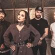 O novo álbum do JINJER, Wallflowers, atinge as paradas em todo o mundo