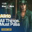 Alírio anuncia banda para show no Blue Note e participação do Shaman