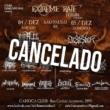 Extreme Hate Festival 2021 cancelado