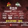 Roadie Crew Online Festival lotado nessa sexta feira