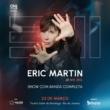 Eric Martin confirma show no Rio de Janeiro em março de 2022